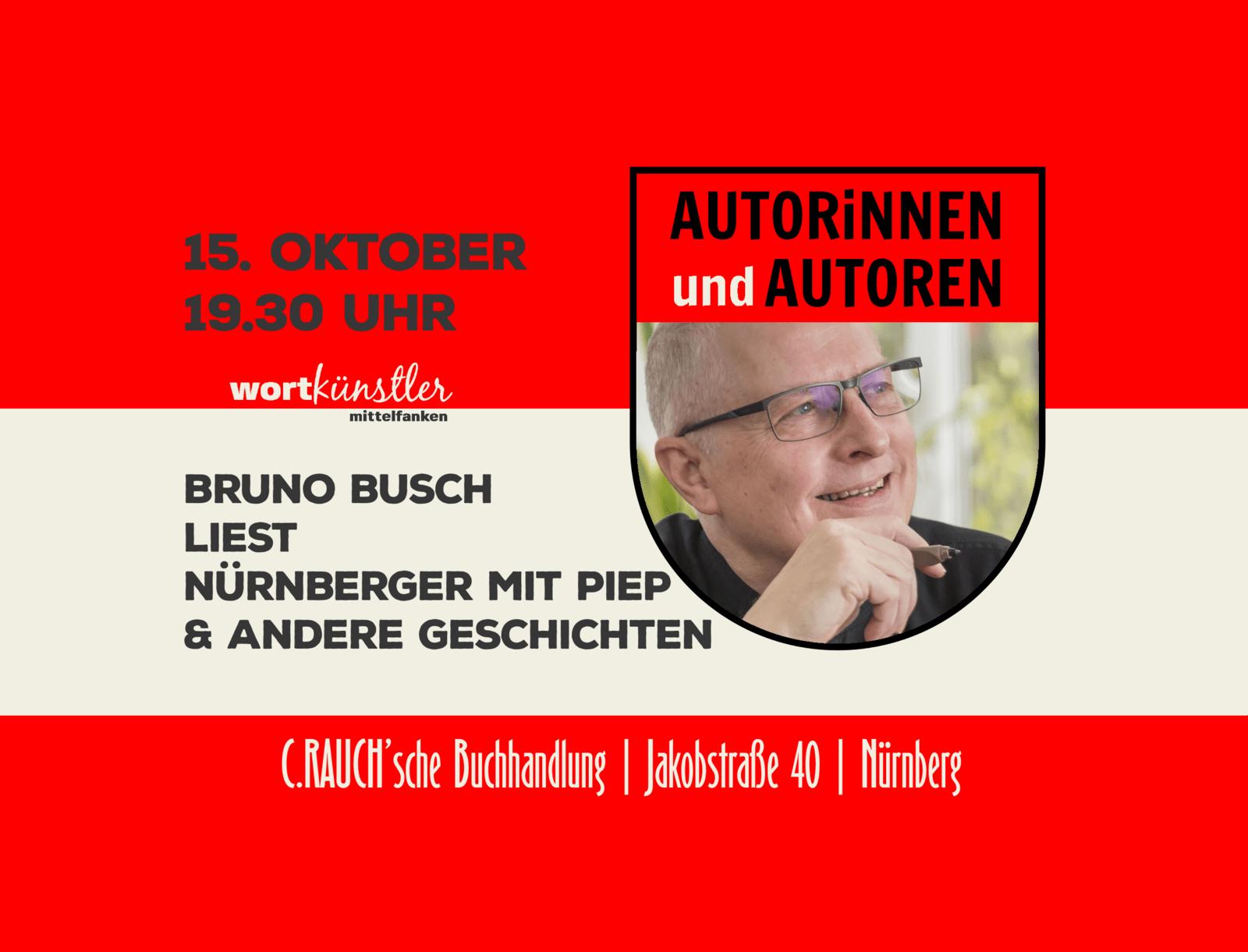 Bruno Busch | Nürnberger mit Piep